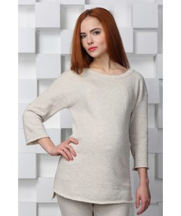 warm maternity and breastfeeding top