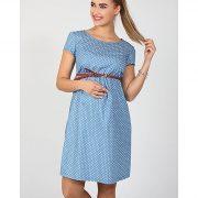 maternity and breastfeeding dress celena