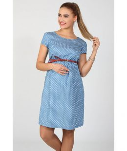 maternity and breastfeeding dress celena