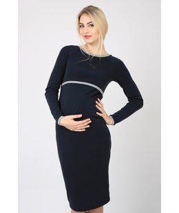 warm maternity and breastfeeding dress una 4