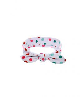 baby knot headband retro