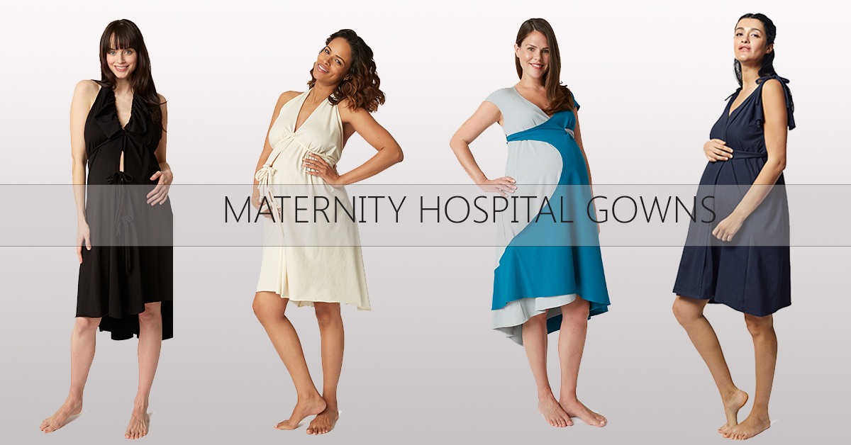 Birthing gowns
