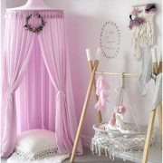 kids bed canopy freddie and ava - lilac4