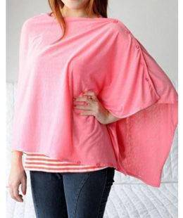 nursing wrap nz - pink