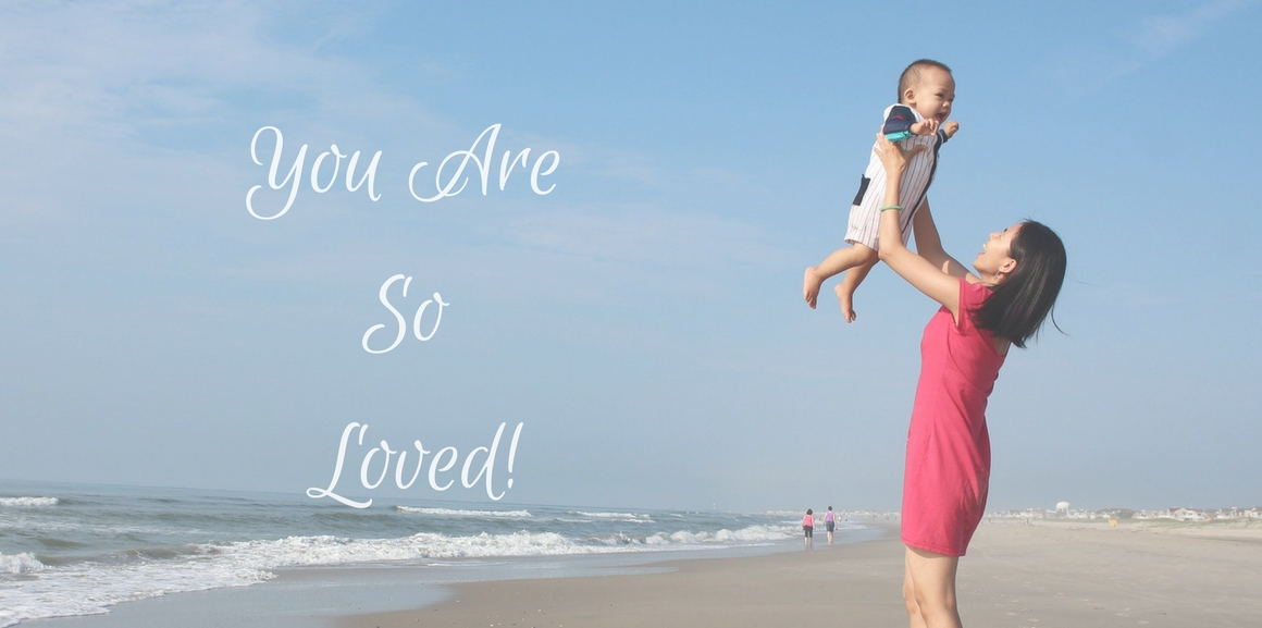 you are so loved slide