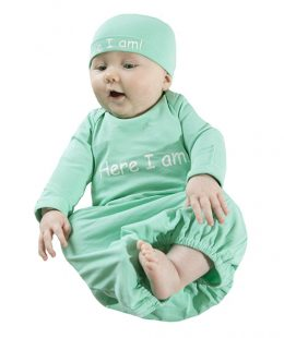 baby gown nz eden1