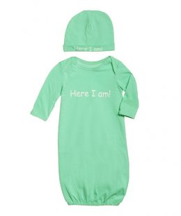 baby gown nz eden2