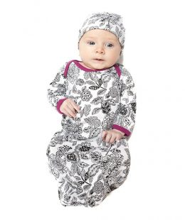 baby gown nz ella1