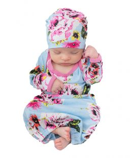 baby gown nz isla1