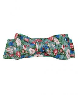 floral queen bow headband nz