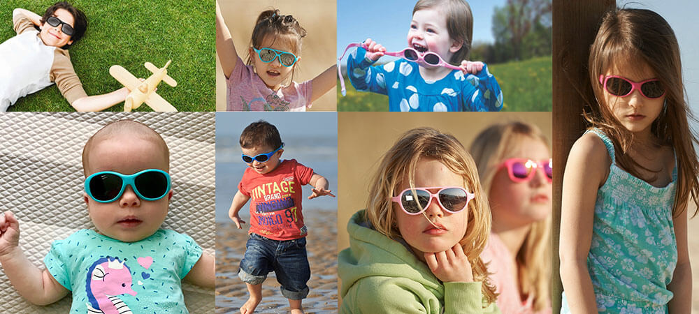 Baby and kids sunglasses