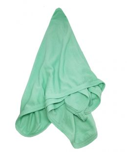 merino wrap, merino blanket, merino swaddle nz - mint