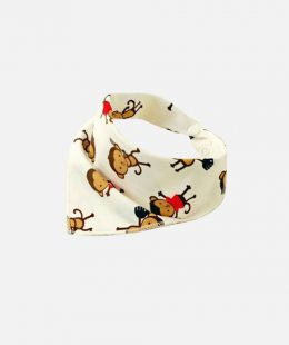 baby bib nz - monkeys