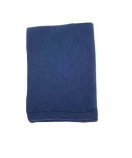 merino wrap, merino swaddle, merino blanket nz navy 2