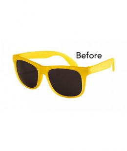 color changing sunglasses for kids nz - switch, yellow
