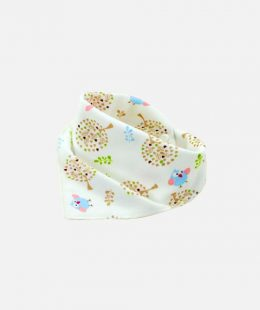 baby bib nz - little trees
