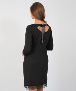 black maternity dress nz