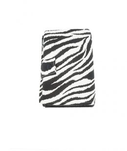 travel nappy change mat - zebra