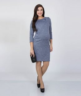 bodycon pregnancy dress nz - annita blue