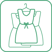 icon wide range of maternity clothes