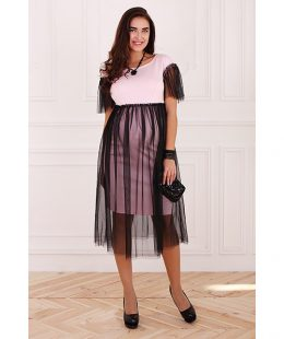 evening maternity dress
