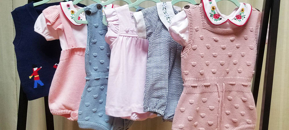 Quality Cotton Baby Clothes