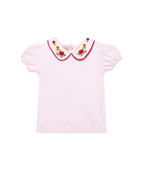 light pink t-shirt embroidery1