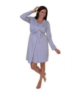 maternity robe lisa - mum and baby boutique