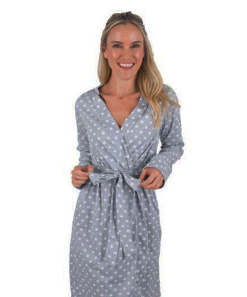 8e5ca47266 Maternity Robe Lisa