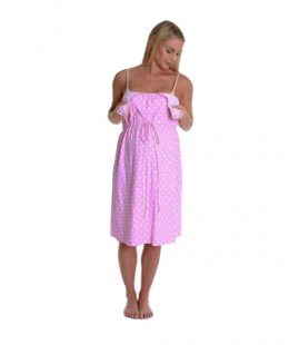 labor and delivery gown molly