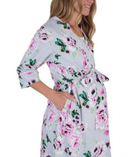 maternity robe olivia- mum and baby boutique