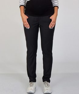 black maternity pants pam - mum and baby boutique