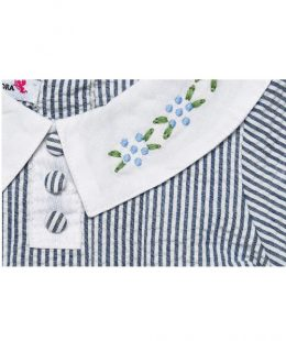 baby bodysuit stripes - mum and baby boutique
