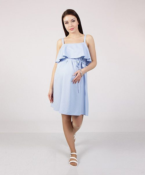 official price bright n colour aesthetic appearance Maternity and Breastfeeding Dress Alicia