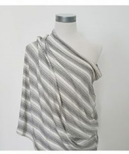Classy Grey Breastfeeding Cover