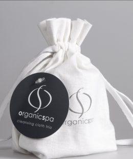 Organiscpa cleansing cloths